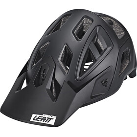Leatt Brace DBX 3.0 All Mountain Fietshelm zwart